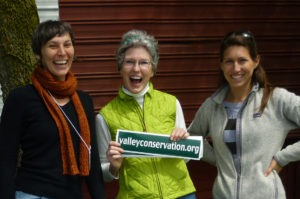 Valley Conservation Bumper Sticker