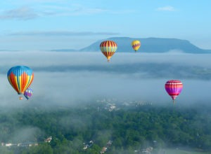 Balloons, House Mountain, Rockbridge County, VA Photo (c) Nancy Sorrells