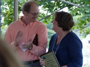 VCC Members Joe McCue and Brenda Mead Receive Awards for Their Exemplary Conservation and Volunteer Efforts