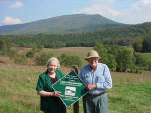Through VCC, this couple made a lasting contribution to Rockingham County.