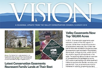Valley Conservation Newsletter